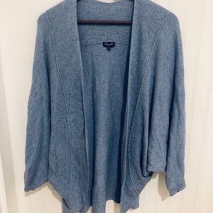 Anthropologie Splendid chambray cardigan sweater S